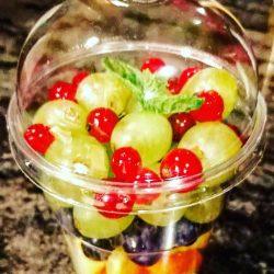 Gyümölcspohár